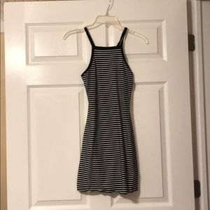 Stripped Express Dress